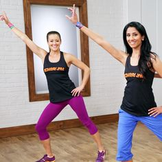 Burn Calories While Having a Blast: Bollywood Workout