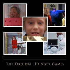 The Original Hunger Games funny
