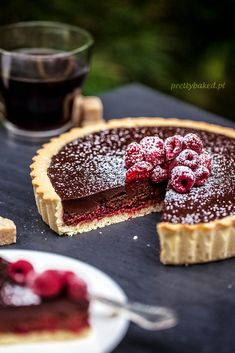 Raspberry, Food And Drink, Yummy Food, Snacks, Chocolate, Ethnic Recipes, Sweet, Desserts, Foods