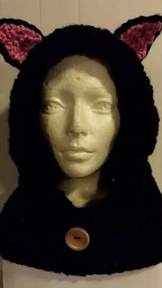 Hooded Cat Cowl