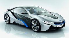 BMW i8 Concept Spyder.Concept for the future.