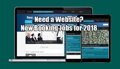 Website Developer, 2018 Year, Web Design, Graphic Design, Web Development, Digital Marketing, Campaign, Content, Medium
