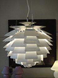 "1960's Vintage ""PH Artichoke"" Lamp Designed By Poul Henningsen"