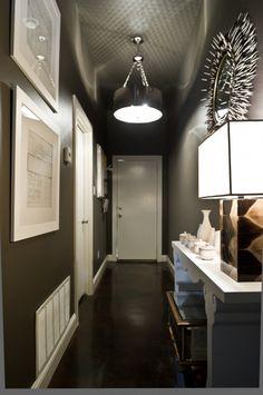 modern hallways ideas - Google Search