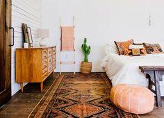 5 fantásticas maneras de aprovechar un kilim