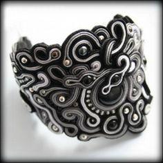 Soutache jewelry - Olissima Gallery