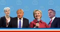 Which Candidate Is Winning Your Inbox? -  Which Candidate Is Winning Your Inbox? Unless youve built an underground bunker to avoid this election entirely youve probably landed on a candidates email list. Check out how all of their strategies stack up and maybe learn some takeaways for your own email marketing. Fecha: October 18 2016 at 01:00PM via Digg: http://ift.tt/2dlaTfi - Sigueme en mi página de Facebook: http://ift.tt/1NtBgGY - Etiquetas: Comico Curiosidades Digg Diversion…