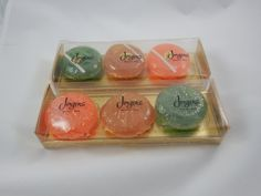 Vintage Jergens Glycerine Beauty Bars 1960's by AlwaysPlanBVintage on Etsy