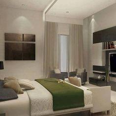 BedRoom Interior Design Ideas #Bedroom #interiordesign
