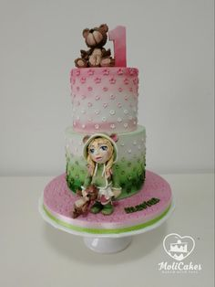 Little girl  by MOLI Cakes