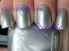 Zoya - Laney from the Spring 2010 Reverie Collection reviewed by Scrangie