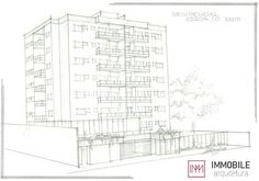 Estudos de viabilidade arquitetônica desenvolvido no Bairro Coroa do Meio, em Aracaju/SE - Immobile Arquitetura