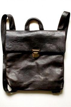 backpack by Nutsa Modebadze