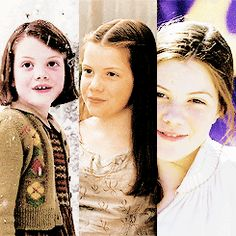 """ THE PEVENSIES THROUGH THE YEARS 