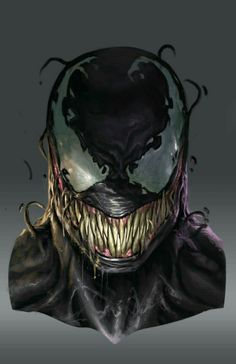 We are Venom! fanart by BrianFajardo on DeviantArt Venom Comics, Marvel Comics, Marvel Venom, Marvel Villains, Marvel Vs, Marvel Heroes, Eddie Brock Venom, Avengers, Venom Art