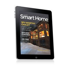 "#Control4 Home Smart Home magazine iPad app (free). http://itunes.apple.com/us/app/home-smart-home/id529496256?mt=8 ""As the editor, I fell in love with the idea because it truly puts home automation and control into real-world context. Through our features and photos, it becomes crystal-clear that what Control4 is ""selling"" is so far from just a ""product."" It's a way of life. And it transforms not just buildings and places, but people and their families–sometimes in amazing and beautiful way..."