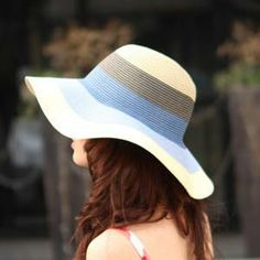 Buy 'siggi – Color-Block Sun Hat' with Free International Shipping at YesStyle.com. Browse and shop for thousands of Asian fashion items from China and more!