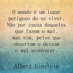 #AlbertEinstein  #citações
