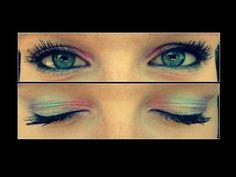 My makeup<3