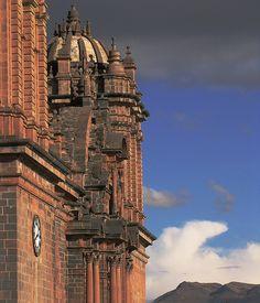 Detalles de la Catedral del Cusco