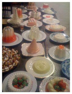 Food - Jelly Desserts -