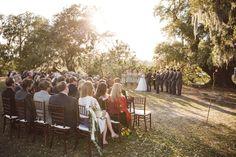Boone Hall Plantation wedding captured by Amelia + Dan Photography #Charleston #wedding