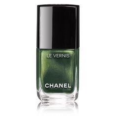Chanel Le Vernis — 536 ÉMERAUDE