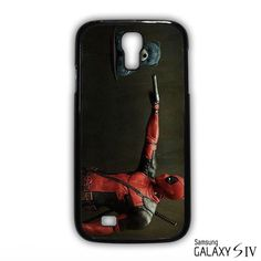 Deadpool up his shoot to bear AR for Samsung Galaxy S3/4/5/6/6 Edge/6 Edge Plus phonecases