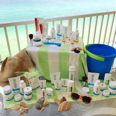 Does everyone in your family travel with their entire RodanFields regimen too?!?! #betweenthe5ofus #weareprepared #thefamilywhoRFstogetherstaystogether @_mh12 and I are giving away 2 of our fave RF products to one lucky winner! The Essentials Sunscreen and Lip Shield! There are 2 ways to enter! If you do both you'll be entered twice! #1 - Post a picture of your RF routine or comment with your favorite product! #2 - Tag 2 friends who would love to be pampered with our amazing mini facial…