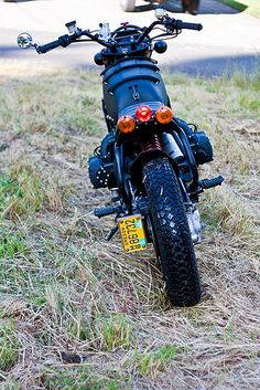 Post-Apocalypse GoldWing http://goodhal.blogspot.com/2013/03/post-apoc-goldwing.html #GL1100 #GoldWing #Honda #Motorcycle