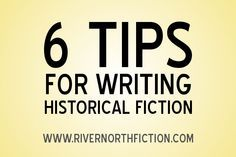 Tessa Afshar's 6 Tips for Writing Historical Fiction
