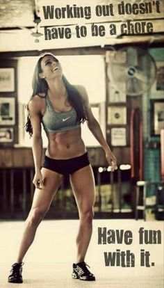 """Being FIT, healthy, sculpted, let's you do and be like this.  Don't downplay it, enjoy it, and be it!  What """"fitness"""" can wear, be, do, feel like, inspire, endure, and enjoy! Fitness Workouts, Training Fitness, Workout Exercises, Fitness Pilates, Core Exercises, Weight Training, Fitness Before After, Body Fitness, Fitness Goals"""