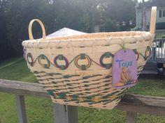 "Dixie""s toy basket"