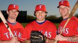 Texas Rangers 3 of my absolute favorite players!!! Young, Kinsler, & Hamilton!!