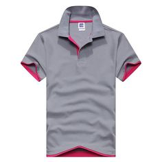 Plus Size M-3XL Brand New men's polo shirt men short sleeve cotton shirt jerseys polo shirts