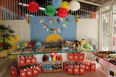 Angry Birds Birthday Party Ideas | Photo 1 of 4 | Catch My Party