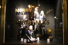 Новогодние витрины 2013 (часть II) » Витринистика.Ру   Оформление витрин магазинов