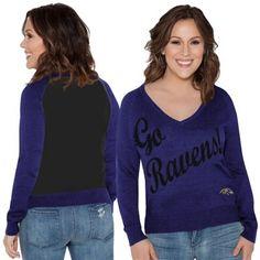 Baltimore Ravens Flip Flops Womens Sizes NFL Team Apparel Sandals ...