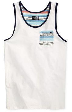 Rip Curl Festival tank — on the hunt for a beach babe magnet? Beach T Shirts, Polo T Shirts, Rip Curl, New Outfits, Printed Shirts, Tank Man, Shirt Designs, Man Shop, Beach Gear