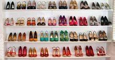Cómo organizar zapatos fácilmente