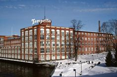 Tampella, Tampere FI Cities In Finland, Travel Goals, Buildings, Multi Story Building, Industrial, Country, Architecture, City, Home