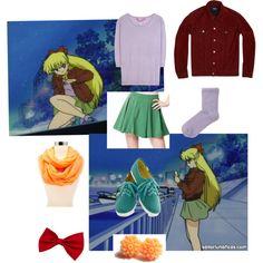 Mina Aino Sailor Venus Sailor Moon episode 33 inspired outfit