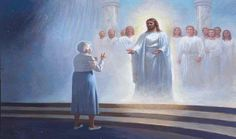 """Oh, at the end of my days, to hear Jesus say """"This one is mine!"""""""