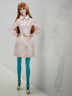 The Fashion Doll Chronicles: Integrity Toys Gloss Convention 2014: part IV - Poppy Parker luncheon