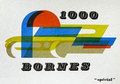 1000 Bornes, 1960
