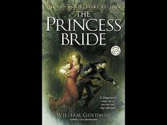 The Princess Bride, by William Goldman (MPL Book Trailer #445)