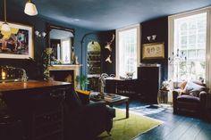 Thuis bij de interieurstylist en antiekdealer in Bristol