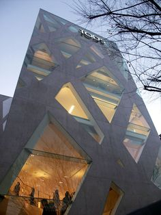 Architectural jewels turned into designers stores in Omotesando and Ginza-Tokyo,Japan - SkyscraperCity