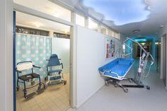 Extra brede gangen en volledig aangepast sanitair. Natuurlijk in het Bio Vakantieoord, Arnhem