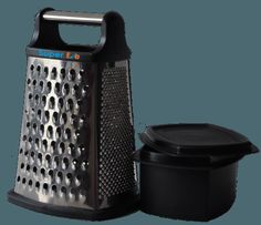 SuperEze Launch new food catcher container for their very popular SuperEze Cheese Grater